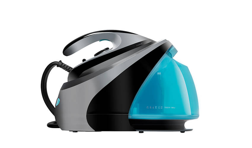 CECOTEC Total Iron Expert 9000 Turbo-Boost