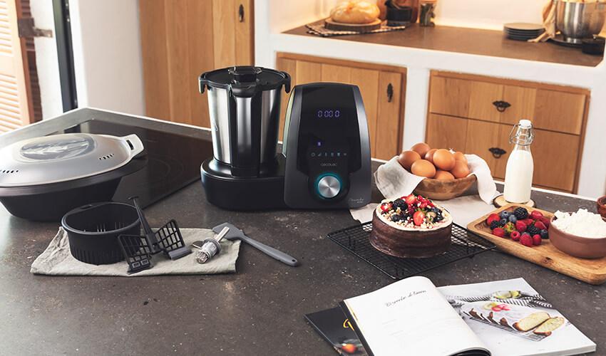Кухонный робот Cecotec Mambo 8590