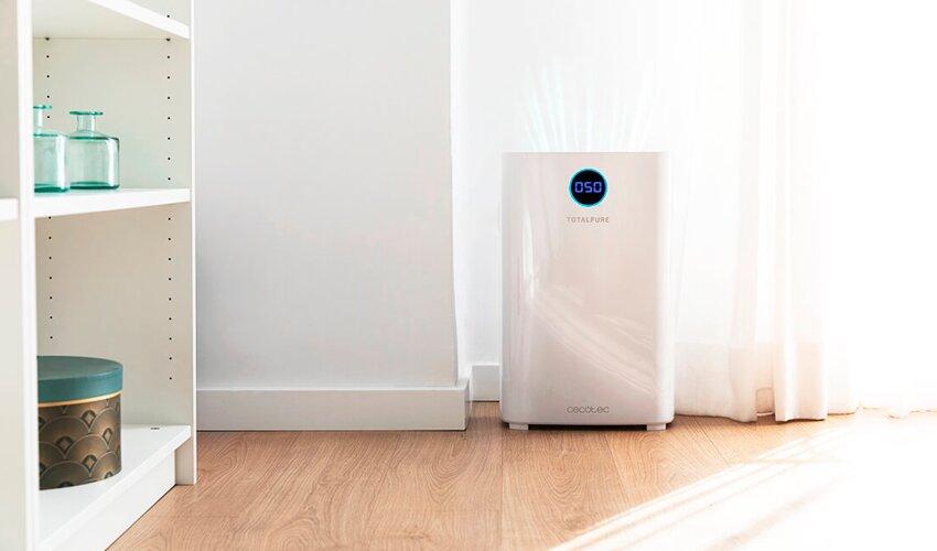 Очиститель воздуха CECOTEC TotalPure 2500 Connected