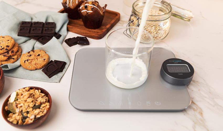 Кухонные весы CECOTEC Control 10300 EcoPower Nutrition