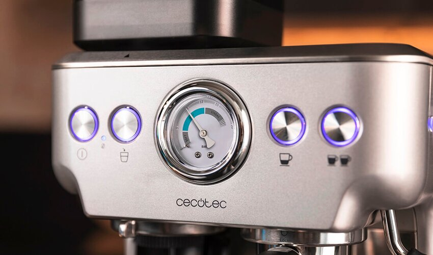 Кофеварка эспрессо CECOTEC Cumbia Power Espresso 20 Barista Aromax