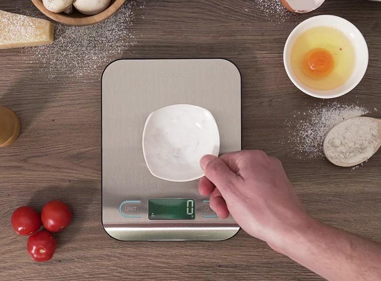 Кухонные весы Cook Control 8000
