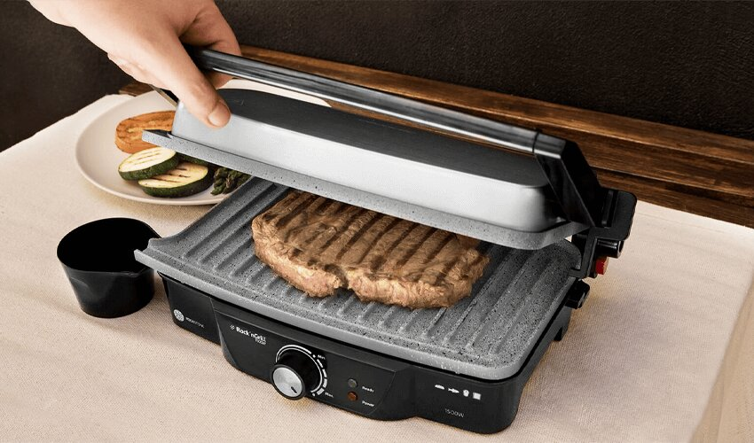 CECOTEC Rock'nGrill 1500 W