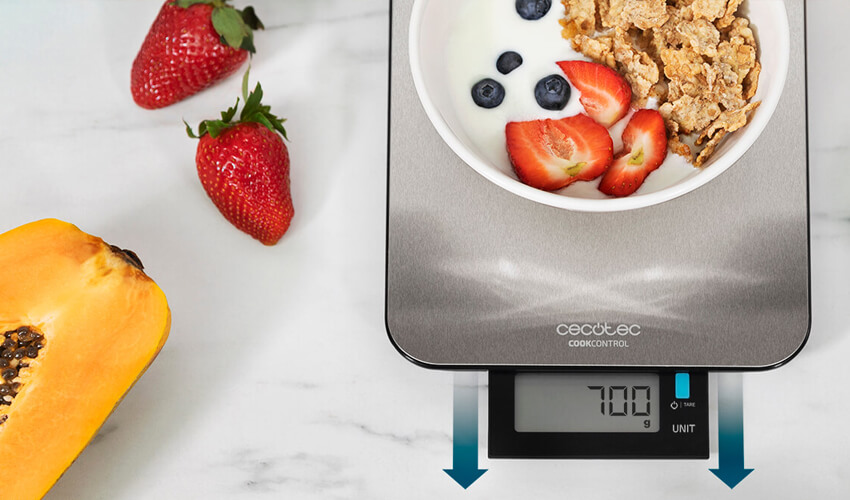 CECOTEC CookControl 9000 WaterProof